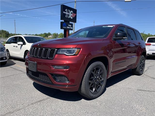 2021 Jeep Grand Cherokee Limited (Stk: 6954) in Sudbury - Image 1 of 18