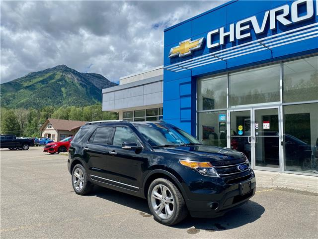 2015 Ford Explorer Limited (Stk: 43097M) in Fernie - Image 1 of 13