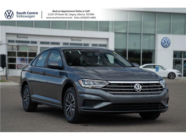 2021 Volkswagen Jetta Comfortline (Stk: 10294) in Calgary - Image 1 of 34