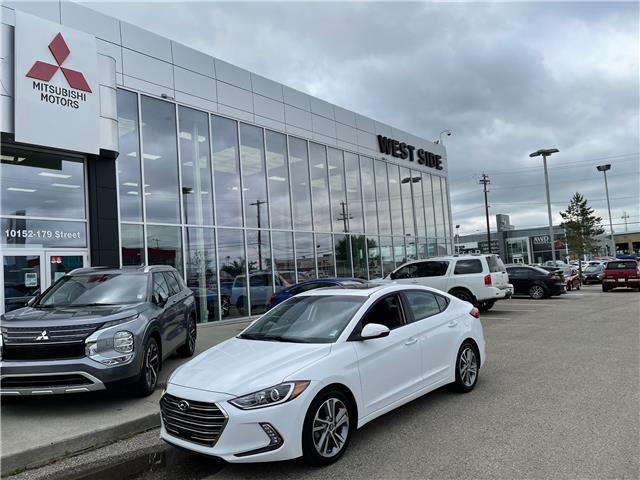 2018 Hyundai Elantra GLS (Stk: BM4169) in Edmonton - Image 1 of 26