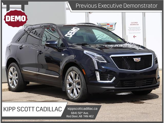 2021 Cadillac XT5 Sport (Stk: 22330) in Red Deer - Image 1 of 39