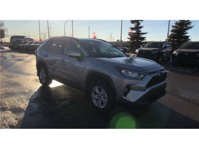 2021 Toyota RAV4 XLE (Stk: 210760) in Calgary - Image 1 of 24