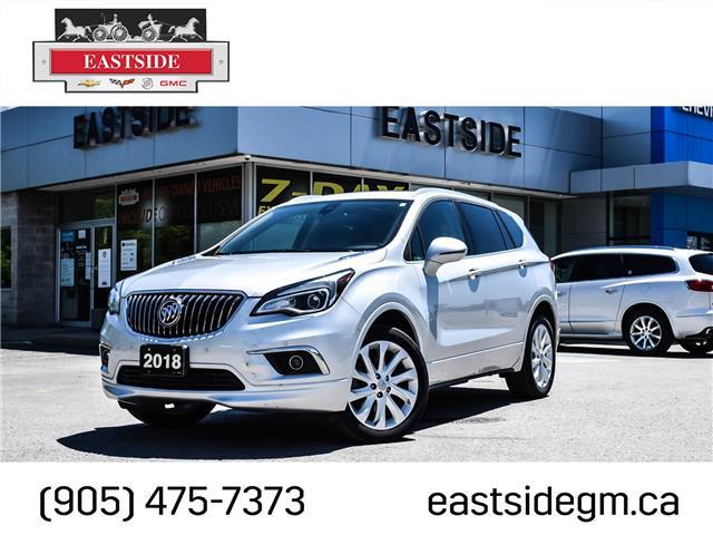 2018 Buick Envision Premium II (Stk: 028135B) in Markham - Image 1 of 27