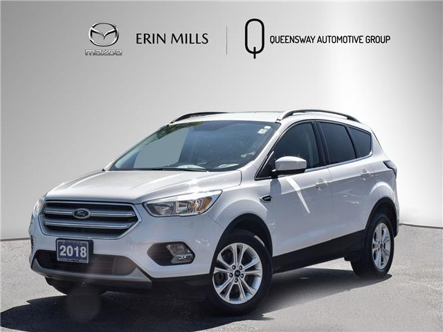 2018 Ford Escape SE (Stk: P4688A) in Mississauga - Image 1 of 24