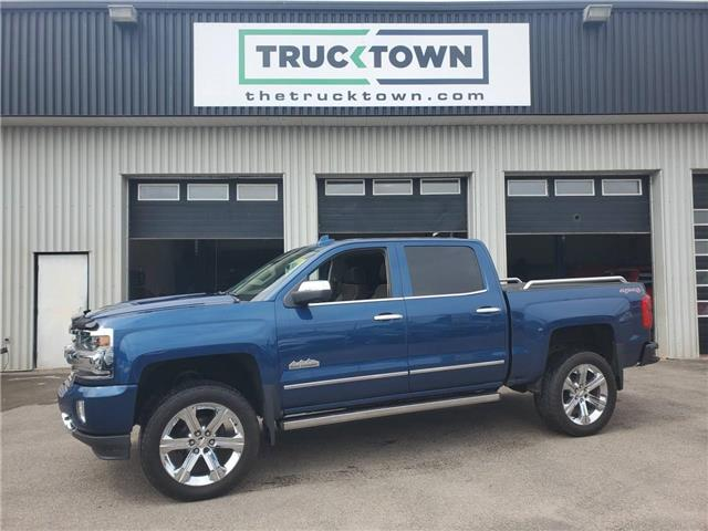 2016 Chevrolet Silverado 1500 High Country (Stk: T0396) in Smiths Falls - Image 1 of 22