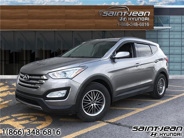 2014 Hyundai Santa Fe Sport  (Stk: 4942-1) in Saint-Jean-sur-Richelieu - Image 1 of 21