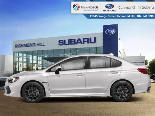 New 2021 Subaru WRX Sport-tech CVT  - Navigation -  Leather seats - $357 B/W - RICHMOND HILL - NewRoads Subaru of Richmond Hill