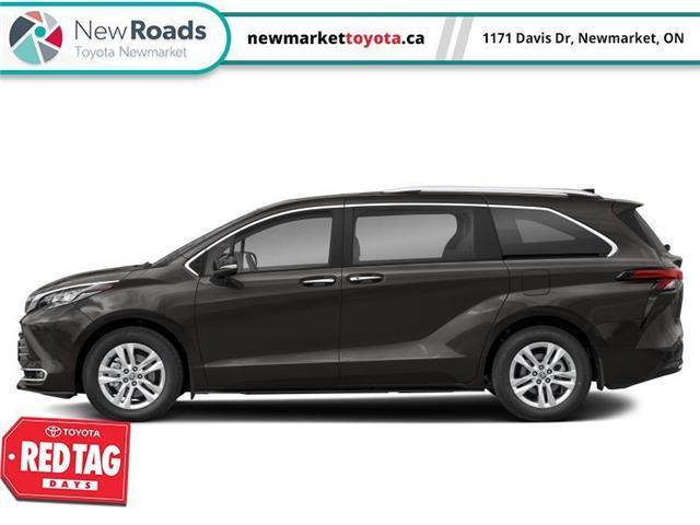 New 2021 Toyota Sienna Limited 7-Passenger  -  Sunroof - $171.01 /Wk - Newmarket - Newmarket Toyota