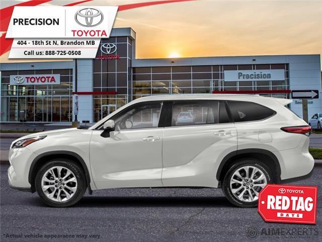 2021 Toyota Highlander Platinum (Stk: 21324) in Brandon - Image 1 of 1