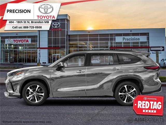 2021 Toyota Highlander XSE (Stk: 21325) in Brandon - Image 1 of 1