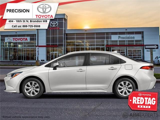 2021 Toyota Corolla LE Upgrade Package (Stk: 21326) in Brandon - Image 1 of 1