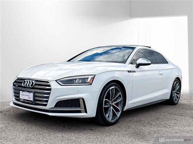 2018 Audi S5 3.0T Technik (Stk: P9244) in Toronto - Image 1 of 25