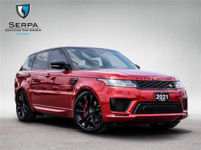 2021 Land Rover Range Rover Sport HST MHEV (Stk: CP059) in Aurora - Image 1 of 28