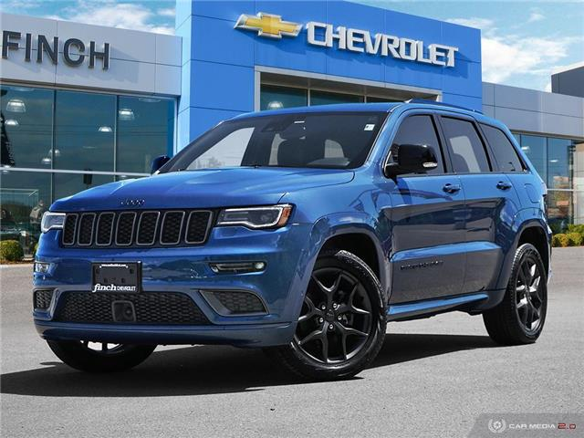 2019 Jeep Grand Cherokee Limited (Stk: 154745) in London - Image 1 of 28