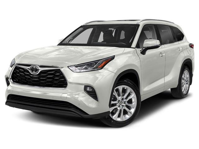 2021 Toyota Highlander Limited (Stk: 21109) in Dawson Creek - Image 1 of 9