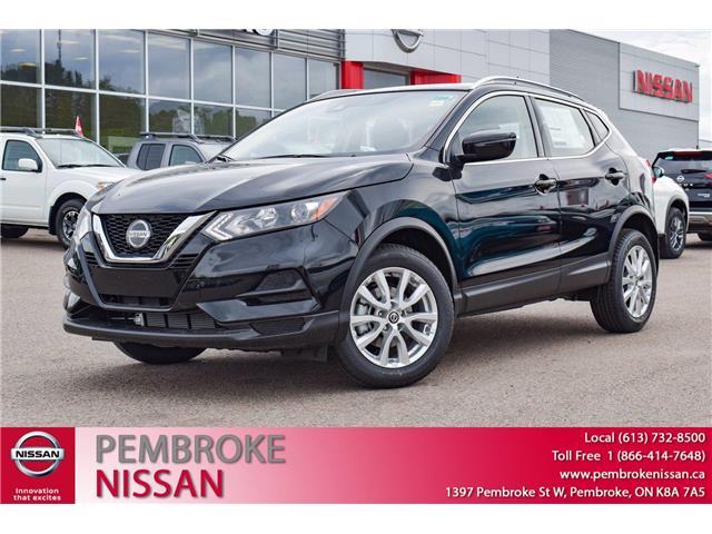 2021 Nissan Qashqai SV (Stk: 21128) in Pembroke - Image 1 of 30