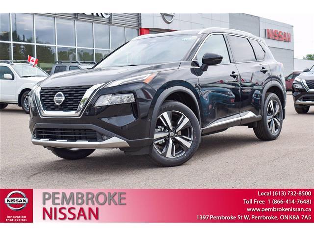 2021 Nissan Rogue Platinum (Stk: 21119) in Pembroke - Image 1 of 30