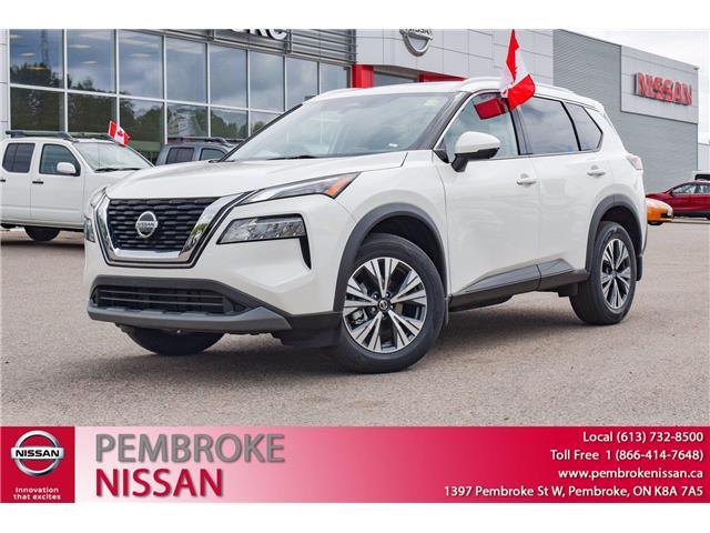 2021 Nissan Rogue SV (Stk: 21121) in Pembroke - Image 1 of 30