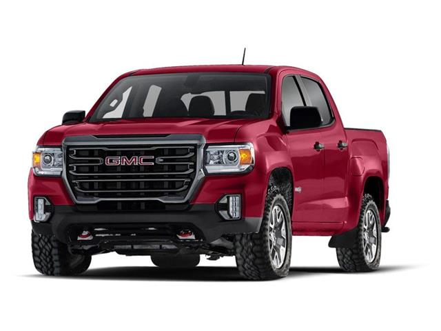 2021 GMC Canyon AT4 w/Leather (Stk: 1207570) in Langley City - Image 1 of 1