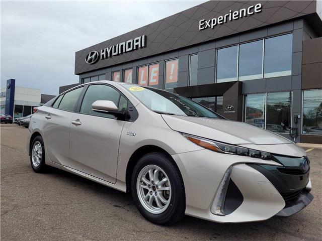 2020 Toyota Prius Prime Upgrade (Stk: N1335TA) in Charlottetown - Image 1 of 26