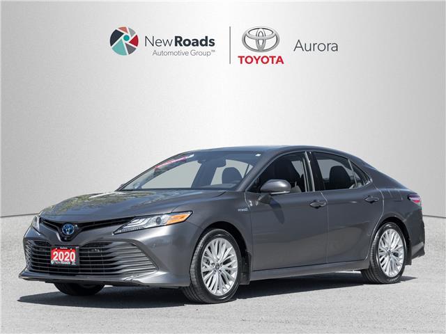 2020 Toyota Camry Hybrid  (Stk: 326331) in Aurora - Image 1 of 19