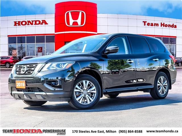 2019 Nissan Pathfinder  (Stk: 22013A) in Milton - Image 1 of 30