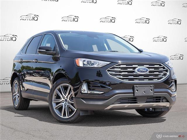 2021 Ford Edge Titanium (Stk: 1D040) in Oakville - Image 1 of 26