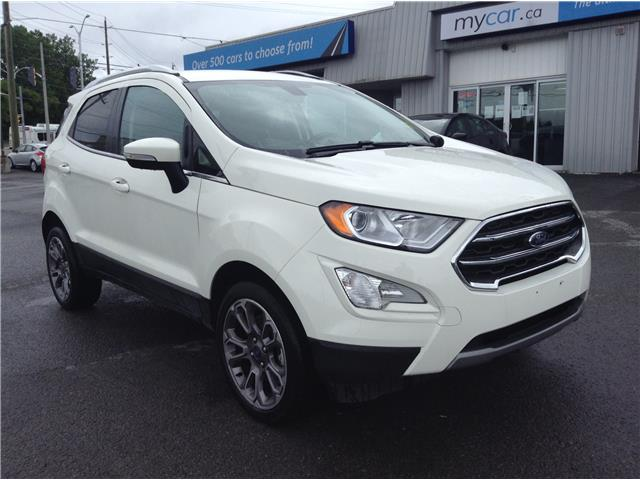 2020 Ford EcoSport Titanium (Stk: 210494) in North Bay - Image 1 of 26