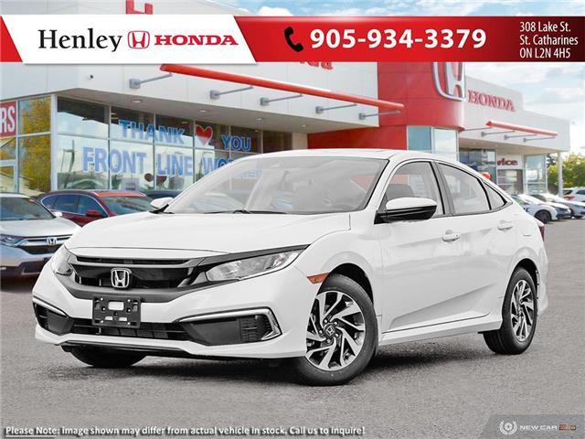 2020 Honda Civic EX (Stk: H18900) in St. Catharines - Image 1 of 23