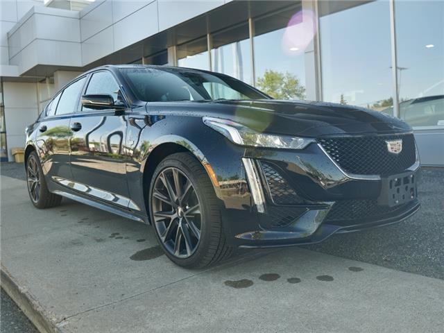 2021 Cadillac CT5 Sport (Stk: M262) in Thunder Bay - Image 1 of 21