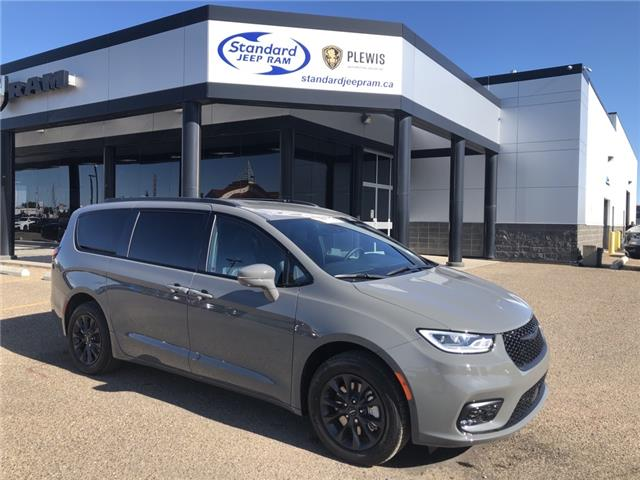 2021 Chrysler Pacifica Touring L Plus (Stk: 5M160) in Medicine Hat - Image 1 of 16