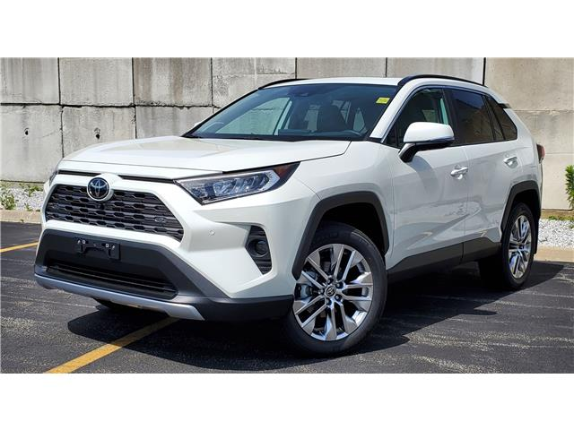 2021 Toyota RAV4 Limited (Stk: 61459) in Sarnia - Image 1 of 1