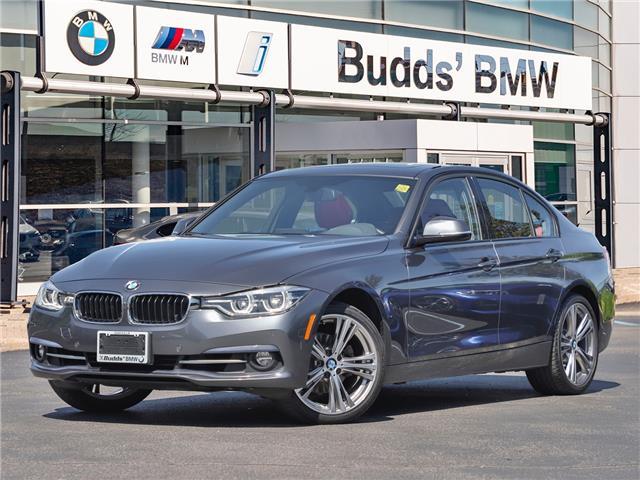 2017 BMW 330i xDrive Sedan (8D97) (Stk: DB8177) in Oakville - Image 1 of 25