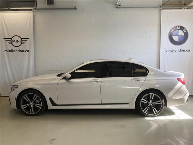 2019 BMW 750i xDrive (Stk: UPB2971) in London - Image 1 of 20