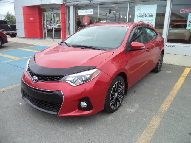 2015 Toyota Corolla LE (Stk: NW47041) in St. John\'s - Image 1 of 14