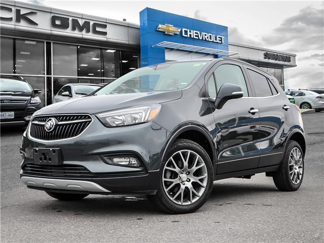 2018 Buick Encore Sport Touring (Stk: R10798A) in Ottawa - Image 1 of 29