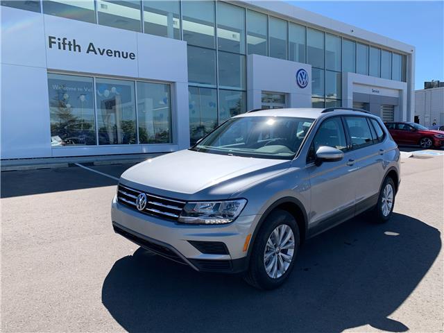 2021 Volkswagen Tiguan Trendline (Stk: 21276) in Calgary - Image 1 of 15