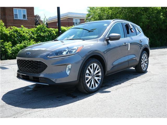 2021 Ford Escape Titanium Hybrid (Stk: 2103490) in Ottawa - Image 1 of 17