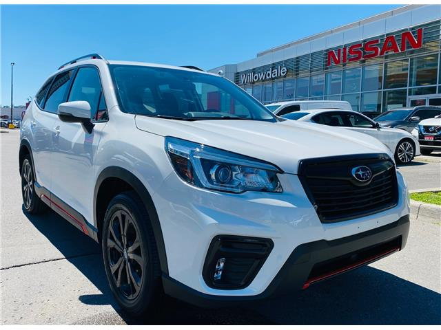 2020 Subaru Forester Sport (Stk: N2090A) in Thornhill - Image 1 of 22