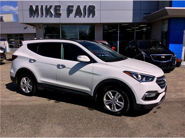 2018 Hyundai Santa Fe Sport  (Stk: P4345A) in Smiths Falls - Image 1 of 16
