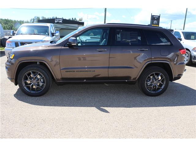 2021 Jeep Grand Cherokee Limited (Stk: MT100) in Rocky Mountain House - Image 1 of 16