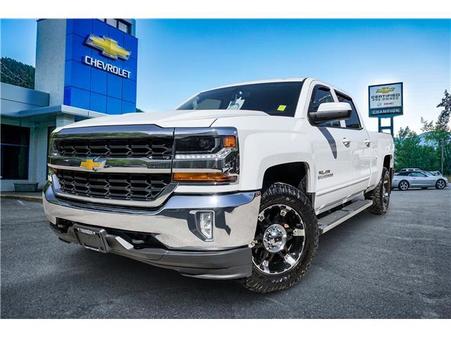2016 Chevrolet Silverado 1500  (Stk: P21-126) in Trail - Image 1 of 22