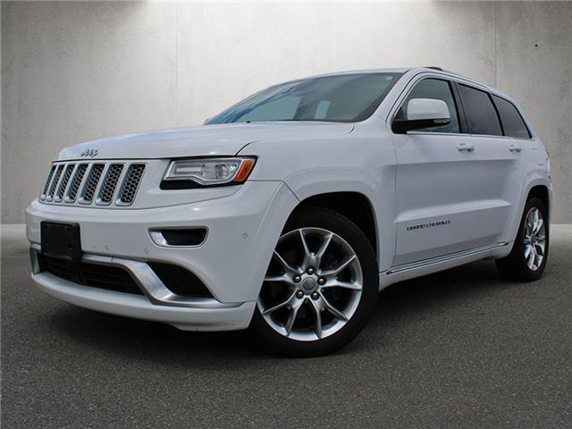 2015 Jeep Grand Cherokee Summit (Stk: H21-0036P) in Chilliwack - Image 1 of 7