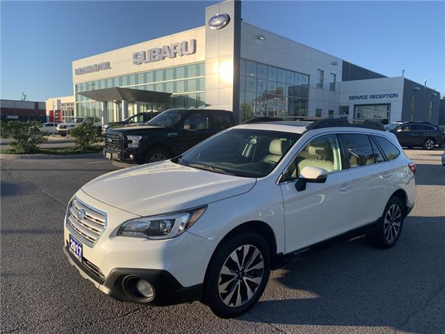 2017 Subaru Outback 3.6R Limited (Stk: P03974) in RICHMOND HILL - Image 1 of 25