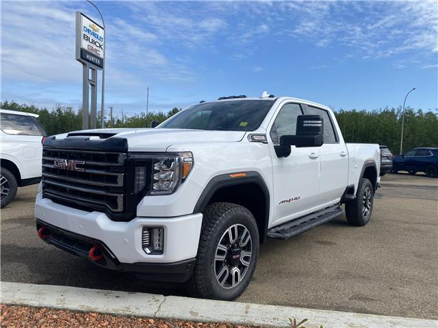 2021 GMC Sierra 3500HD AT4 (Stk: T21105) in Athabasca - Image 1 of 2