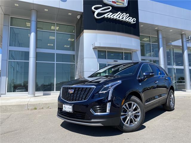 2021 Cadillac XT5 Premium Luxury (Stk: Z172773) in Newmarket - Image 1 of 27