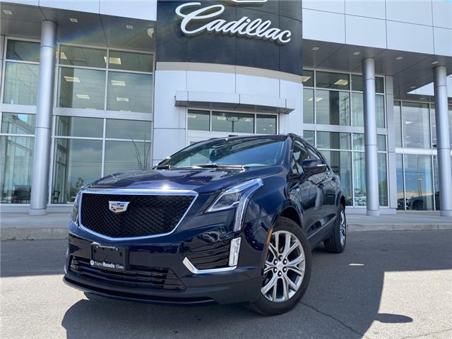 2021 Cadillac XT5 Sport (Stk: Z170399) in Newmarket - Image 1 of 28