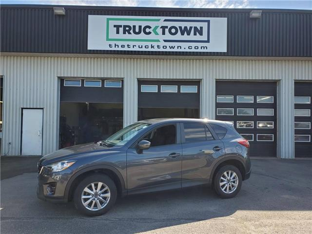 2016 Mazda CX-5 GS (Stk: T0430) in Smiths Falls - Image 1 of 22