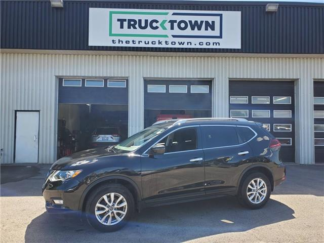 2019 Nissan Rogue SV (Stk: T0433) in Smiths Falls - Image 1 of 20