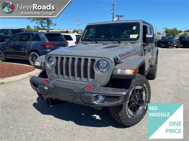 2021 Jeep Wrangler Unlimited Rubicon (Stk: W20748) in Newmarket - Image 1 of 25